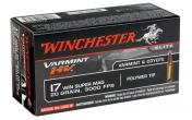 Winchester Ammo 17 Win Super Mag, 20GR, 50Bx