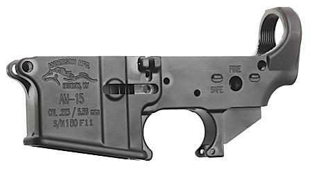 Anderson Stripped Lower Receiver .223/.556