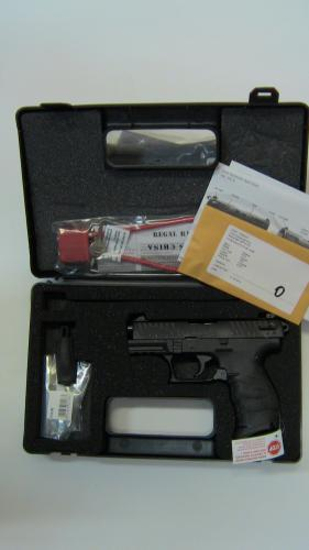 Used Walther P22 .22LR