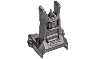 Magpul Industries MBUS PRO Flip Front Sight Picatinny Black Steel