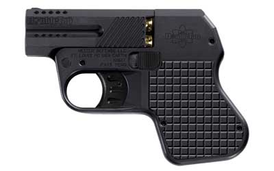 "Double Tap .45ACP 2 Round Aluminum Matte Black 3"" Ported Barrel"