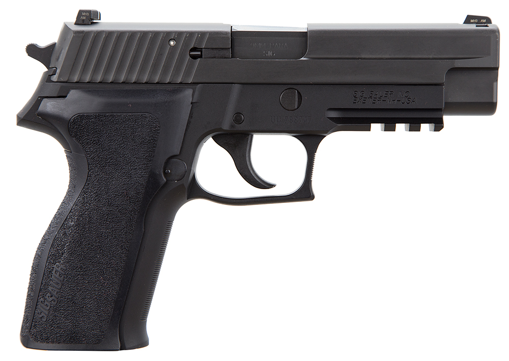 """Sig Sauer W2269SP Legacy P226 9mm 4.25"""" 12+1  Double/Single NS"""