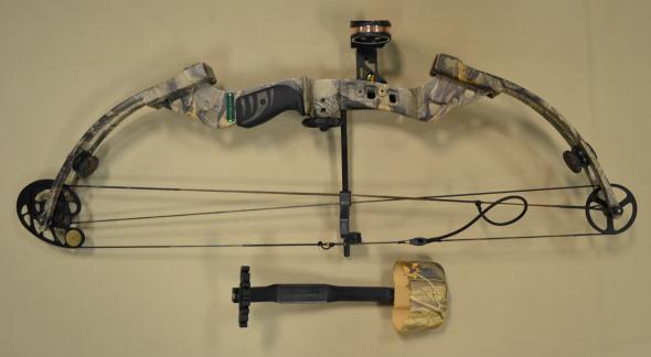 First coast pawn amp more inc fred bear gt 32 compound bow