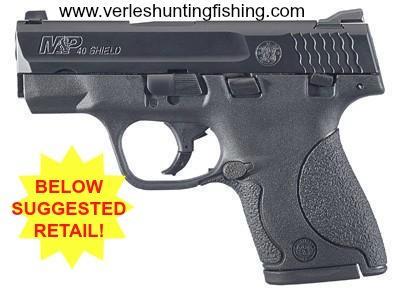 M&P40 Shield .40SW