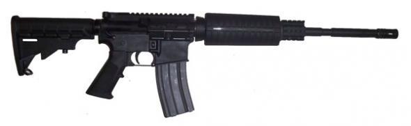 SGI Guns AR15 M4A3, with gas block