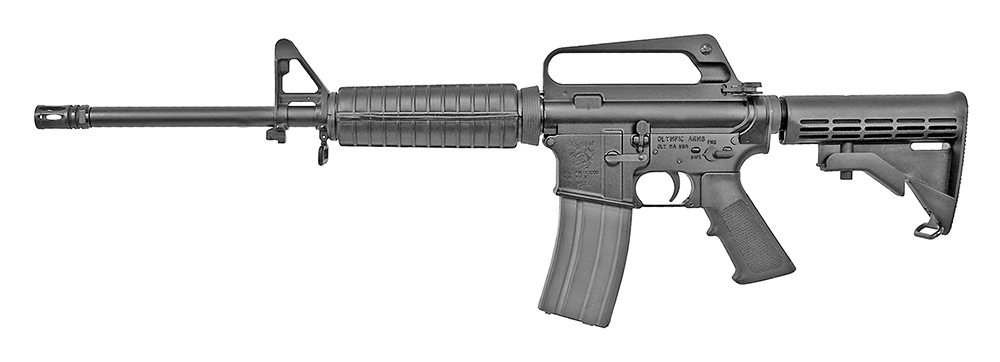 Jim's Gun Warehouse | Olympic Arms Plinker+Compact AR-15 ...
