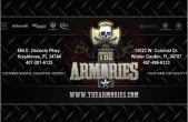 The Armories Gift Card $25