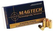 CASE MAGTECH 38 Special 158GR Semi-Jacketed Hollow Point 1,000 ROUNDS