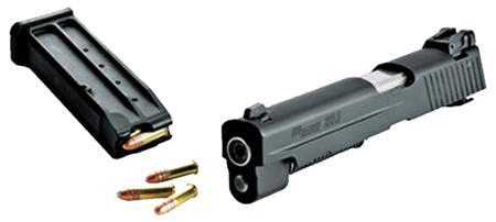 "SIG SAUER CONV229R22 P229 22LR Conversion Kit 4.5"" 10rd Alum Slide Black"