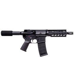 """Diamondback Firearms DB15PB7 223 Remington/5.56 NATO 7.5""""  Black"""