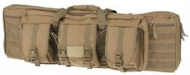 "Drago Tactical Double Gun Case 42"" Tan"