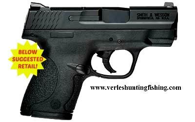 M&P Shield 9MM 8RD #180021