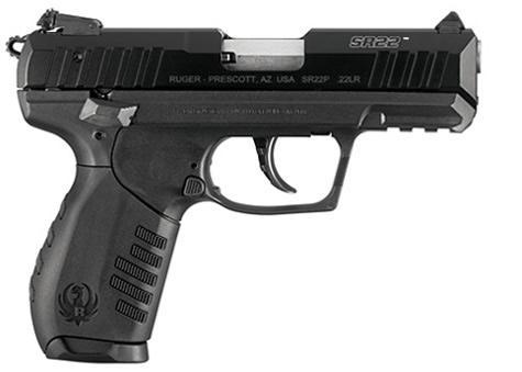 Ruger SR22 Rimfire Pistol