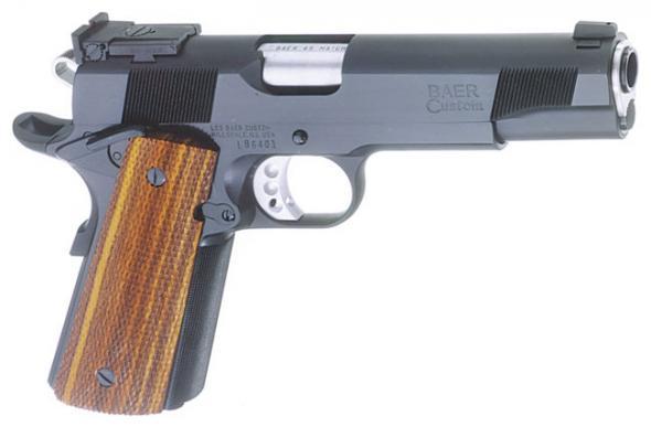 "LES BAER PREMIER II 45ACP 8RD TACTICAL 5"" #LBP2302-T-NS"