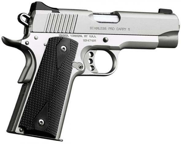 Kimber Stainless Pro Carry II