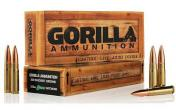 Gorilla Ammunition Company LLC Gorilla Ammunition 300 AAC Blackout 220Gr Boat tail Hollow Point Subsonic 20