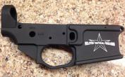 Helotes Tactical Firearms Stripped AR15 Lower