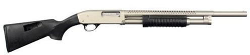 M5 Matte Nickel Shotgun
