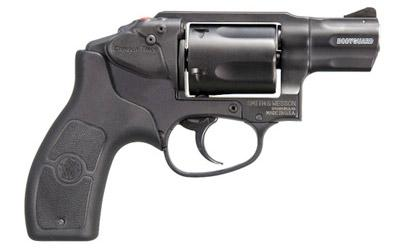 "Smith & Wesson Bodyguard .38 Special +P Revolver 1.9"" Barrel 5 Rounds Crimson Trace Laser Grip Black Finish"