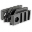 Midwest Industries Generation 2 Black Tactical Light Mount Std. Front Sight