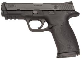 S&W M&P 9 FS without Manual Safety or Magazine Disconnect