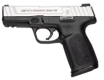 Smith & Wesson SD40VE 40 S&W 10 Round CA Compliant