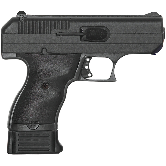 "Hi-Point Compact 9mm 3.5"" 8+1 Black Poly Grip/Frame Black"