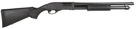 "Remington 870 Express Tactical Pump 12ga 18.5"" 3"" 6+1 CB Syn Stk Blk"