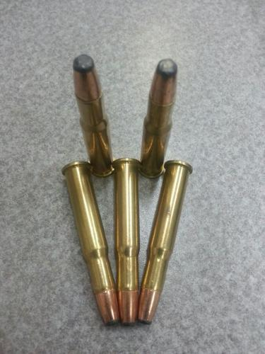 30-30 WIN 150gr - 50 rounds
