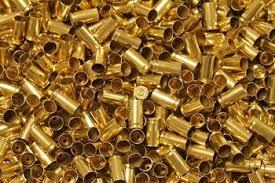 9mm Once Fired Brass