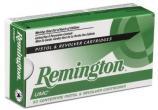 Remington Ammunition L9MM3 UMC 9mm Metal Case 115 GR 50 Rounds