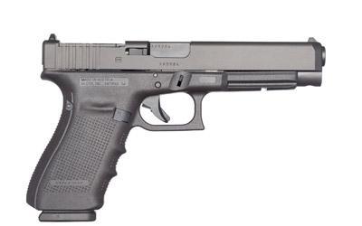 "Glock, 41, Modular Optic System, Semi-automatic Pistol, 45 ACP, 5.3"" Barrel, Polymer Frame, Matte Finish, 10Rd"