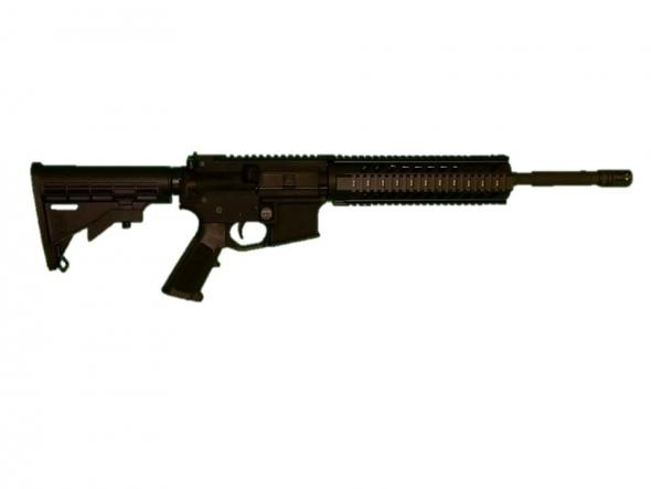 SGI Guns AR15 M4A3, with Free Float Quad Rail