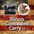 Illinois concealed carry class May 21st & May 22nd located at 39 E Saint Charles Road Villa park, Illinois, 60181(VFW Hall)