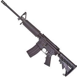 "Del-Ton DT Sport Lite AR-15 Semi Automatic Rifle 5.56 NATO 16"" Lightweight Barrel 30 Rounds Collapsible Stock Black DTSPORTLT"