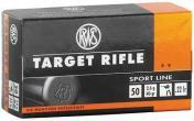 RWS Ammunition 22LR 40Gr Target Target 50