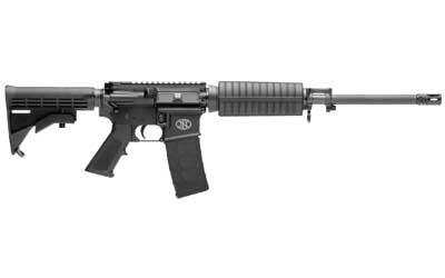 """FN America FN15 1776, Semi-automatic Rifle, 223 Rem/556NATO, 16"""" Barrel, Black Finish, 6 Position Collapsible Stock, 30Rd, 1-30Rd PMag 36316"""