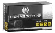 RWS 2132494  22LR 40GR High Velocity Hollow Point 50 Rounds In Box