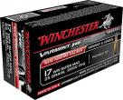 Win Ammo S17W25 17 Win Super Mag 25GR Polymer Tip 50 Rounds In Box