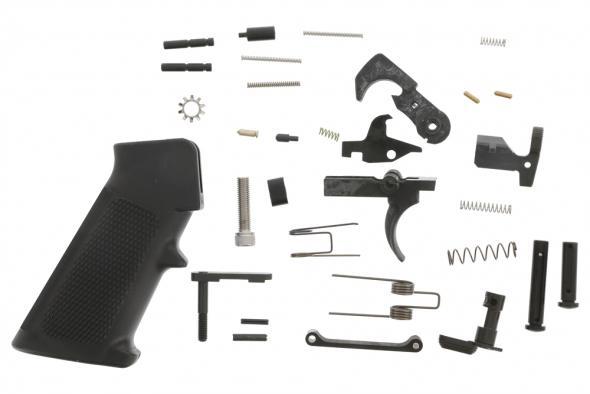 AR-10 LPK's and Buffer Tube kits - Radical firearms and Aero