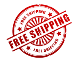 ALL ITEMS ORDERED THROUGH OUR WEBSITE ARE SHIPPED FREE!!