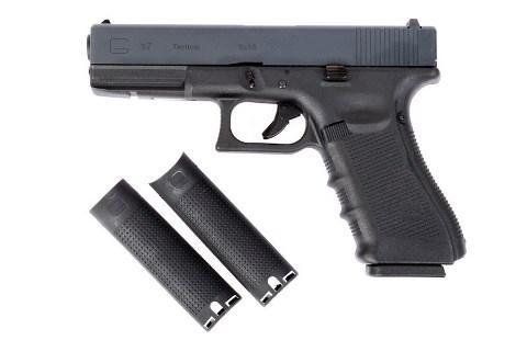 Trade In New Glock G17 9mm 17 Round Magazine, Factory Night Sights