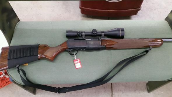 Used Browning BAR .30-06 belgium made