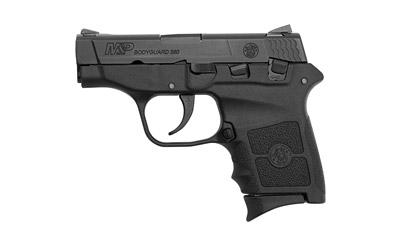 "Smith & Wesson M&P Bodyguard, Double Action Only, Compact Pistol, 380ACP, 2.75"" Barrel, Polymer Frame, Black Finish, Polymer Grips, Fixed Sights, 6Rd, 1 Mags 109381"