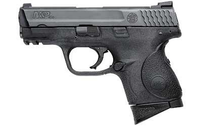 """Smith & Wesson M&P, Compact, 40 S&W, 3.5"""" Barrel, Polymer Frame,Black Finish, Low Profile Carry Sights, 10Rd, 2 Magazines 109303"""