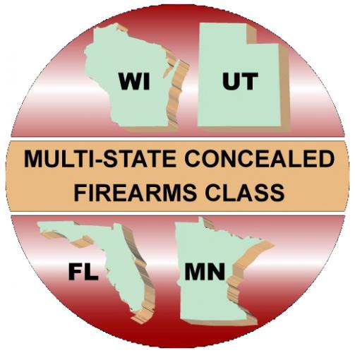 Multi State CCW Class 08/20/2016