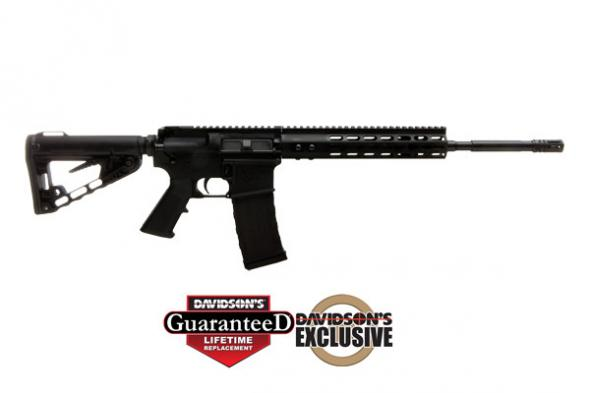 AMERICAN TACTICAL MIL SPORT 223/556 WITH KEY MOD RAIL, FORWARD ASSIST, DUST COVER, LIFETIME WARRANTY