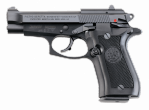 "Beretta USA  84FS Cheetah 380 ACP 4"" 13+1 Blk Grips Blk"