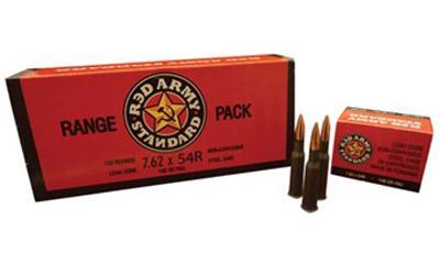 Century Arms Red Army Standard, 762X54R, 148 Grain, Full Metal Jacket AM1999B