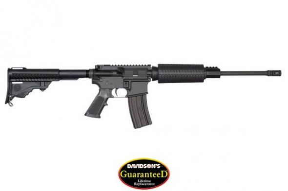 DPMS ORACLE 223/556 WITH FORWARD ASSIST AND DUST COVER